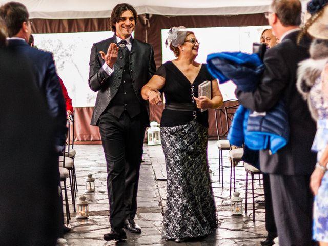 La boda de Jose Ramon y Esther en Campillo De Ranas, Guadalajara 42