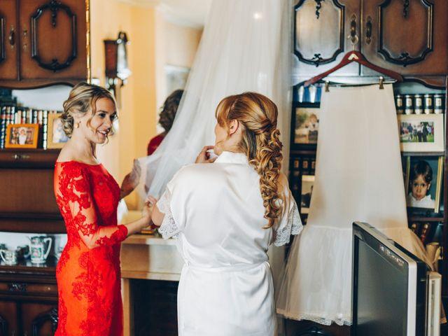 La boda de Javier y Cynthia en Trujillo, Cáceres 14
