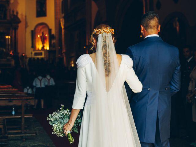 La boda de Javier y Cynthia en Trujillo, Cáceres 19