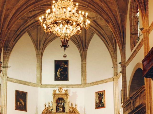 La boda de Javier y Cynthia en Trujillo, Cáceres 20