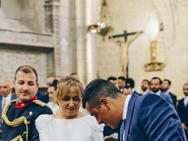 La boda de Javier y Cynthia en Trujillo, Cáceres 22