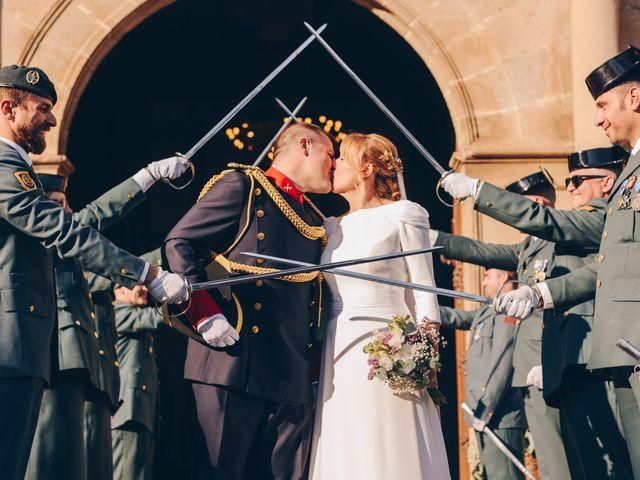 La boda de Javier y Cynthia en Trujillo, Cáceres 23