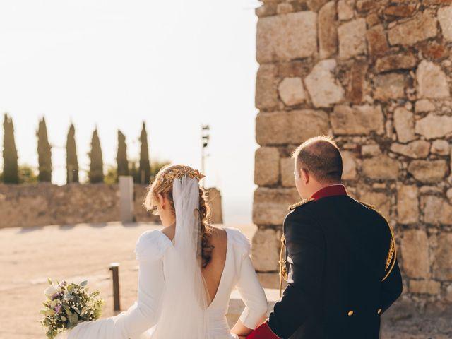 La boda de Javier y Cynthia en Trujillo, Cáceres 24