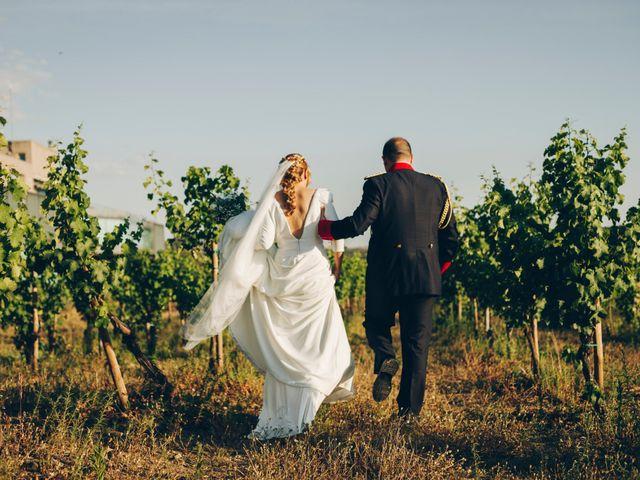 La boda de Javier y Cynthia en Trujillo, Cáceres 1