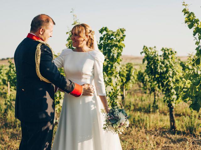 La boda de Javier y Cynthia en Trujillo, Cáceres 25