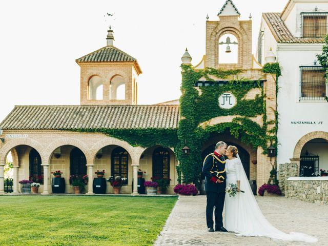 La boda de Javier y Cynthia en Trujillo, Cáceres 2