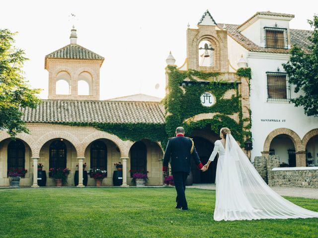 La boda de Javier y Cynthia en Trujillo, Cáceres 27