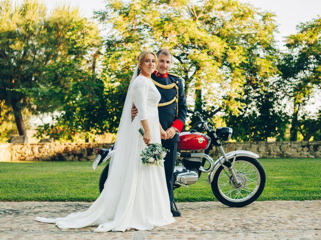 La boda de Javier y Cynthia en Trujillo, Cáceres 29
