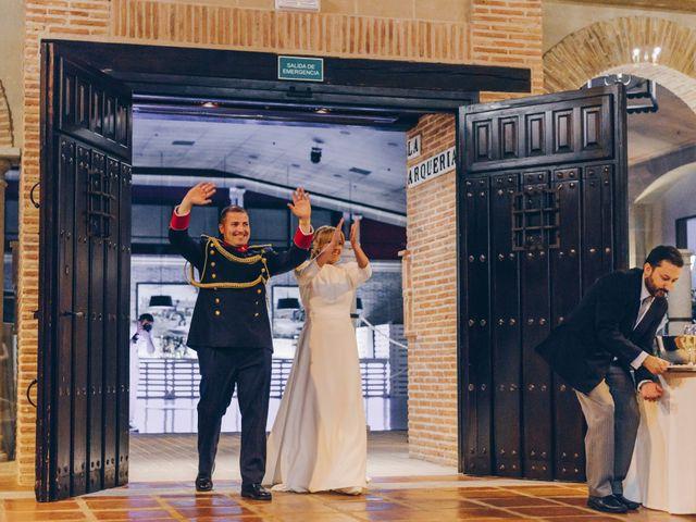 La boda de Javier y Cynthia en Trujillo, Cáceres 38