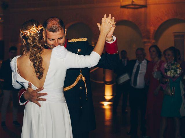 La boda de Javier y Cynthia en Trujillo, Cáceres 39