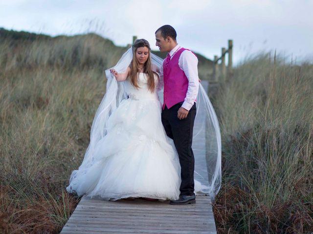 La boda de Guillermo y Ana en Oviedo, Asturias 2
