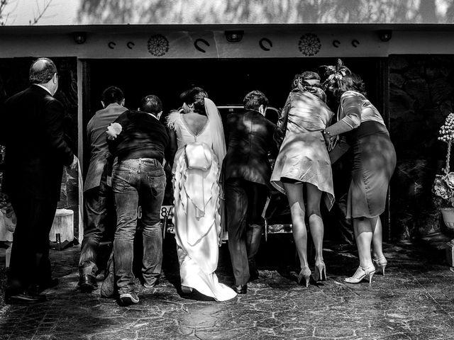La boda de Marcos y Ana en Almendralejo, Badajoz 7