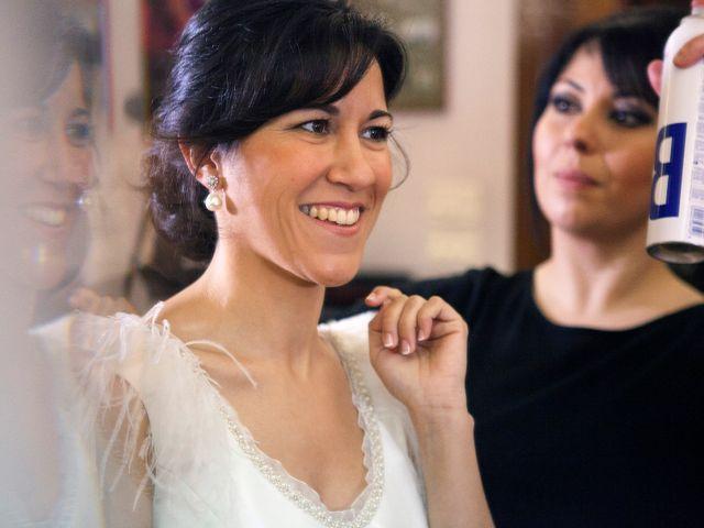 La boda de Marcos y Ana en Almendralejo, Badajoz 9