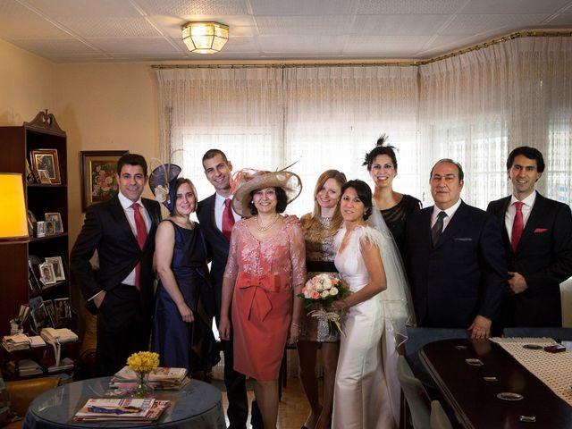 La boda de Marcos y Ana en Almendralejo, Badajoz 12