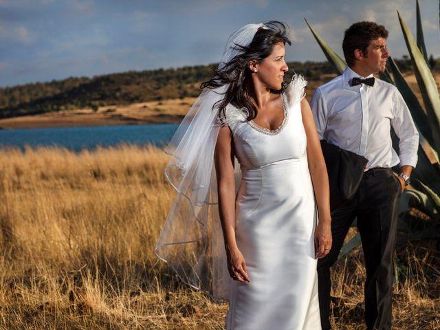 La boda de Marcos y Ana en Almendralejo, Badajoz 20