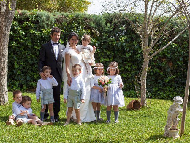 La boda de Marcos y Ana en Almendralejo, Badajoz 38