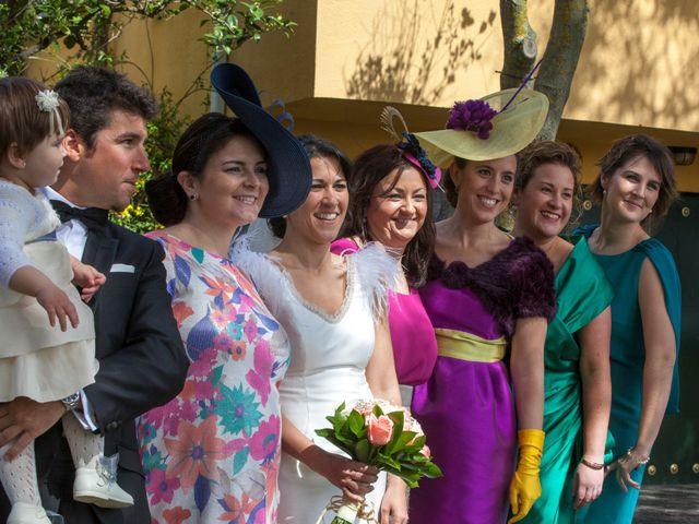 La boda de Marcos y Ana en Almendralejo, Badajoz 41