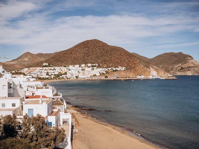 La boda de Dan y Eli en San Jose, Almería 3