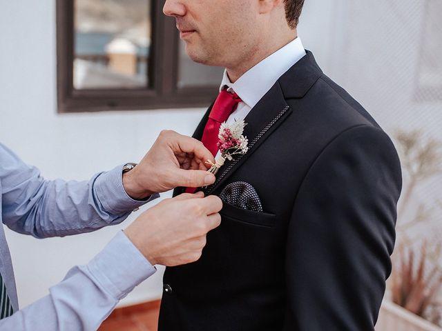 La boda de Dan y Eli en San Jose, Almería 11