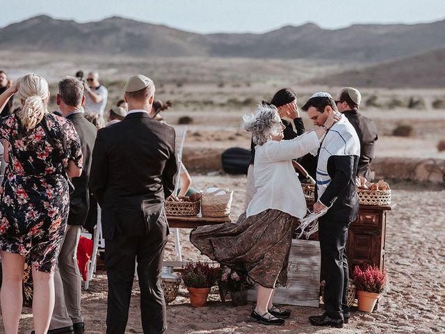 La boda de Dan y Eli en San Jose, Almería 30