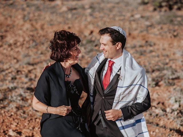 La boda de Dan y Eli en San Jose, Almería 33