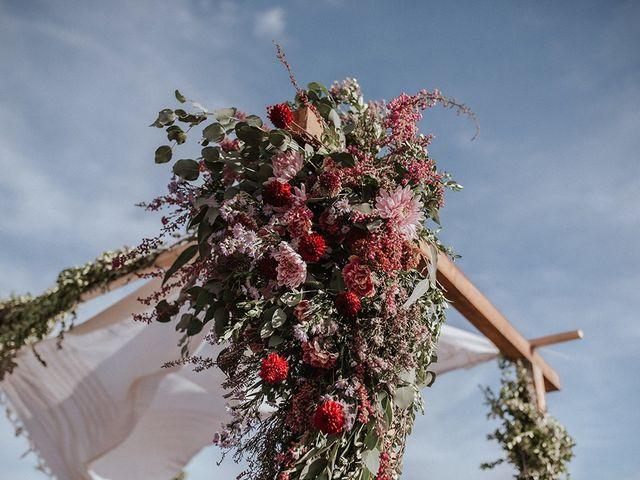 La boda de Dan y Eli en San Jose, Almería 34