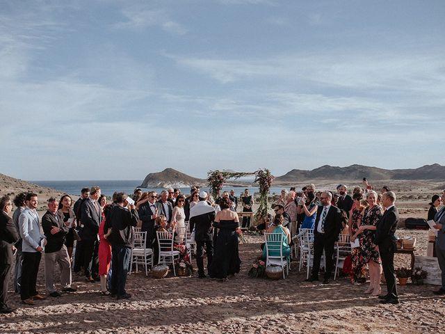 La boda de Dan y Eli en San Jose, Almería 35