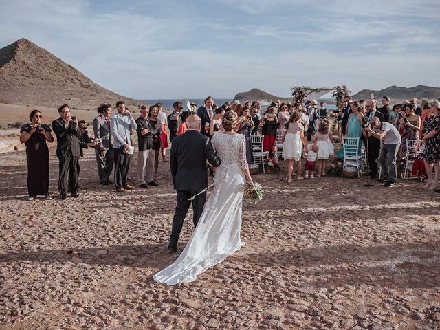 La boda de Dan y Eli en San Jose, Almería 37