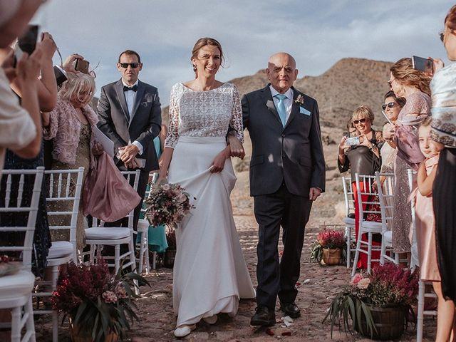 La boda de Dan y Eli en San Jose, Almería 38