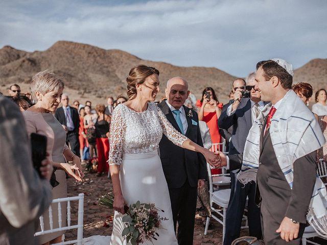 La boda de Dan y Eli en San Jose, Almería 39