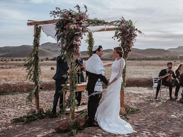 La boda de Dan y Eli en San Jose, Almería 40