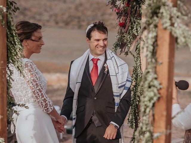 La boda de Dan y Eli en San Jose, Almería 41