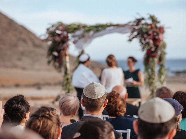 La boda de Dan y Eli en San Jose, Almería 45