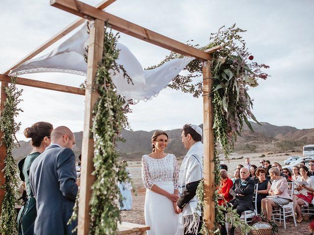 La boda de Dan y Eli en San Jose, Almería 46
