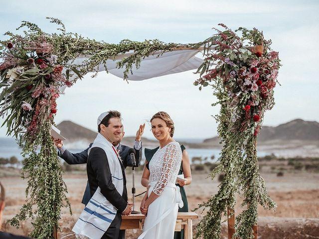 La boda de Dan y Eli en San Jose, Almería 47