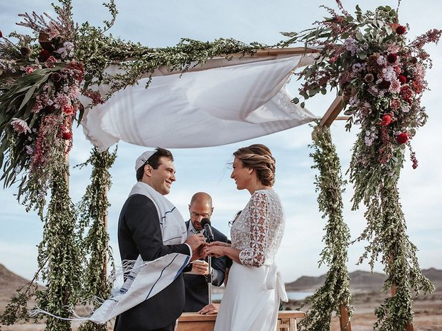 La boda de Dan y Eli en San Jose, Almería 50
