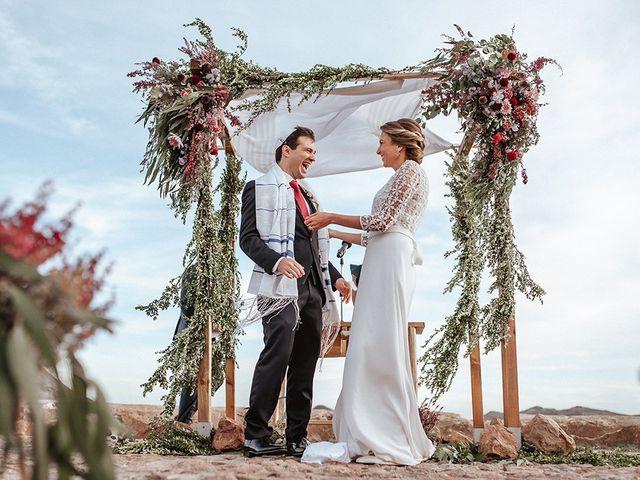 La boda de Dan y Eli en San Jose, Almería 51