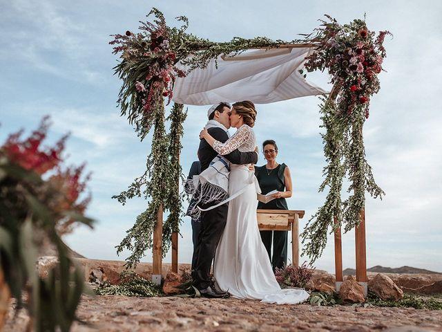 La boda de Eli y Dan