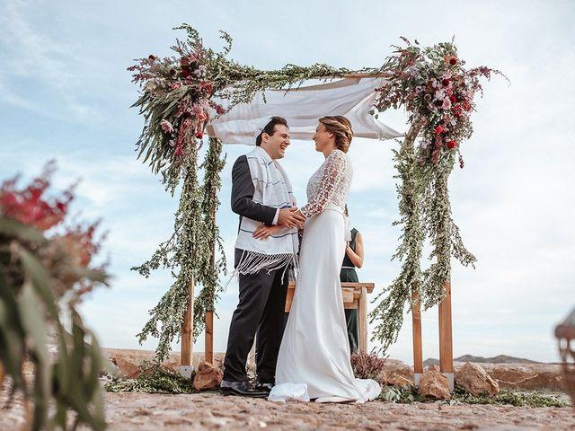 La boda de Dan y Eli en San Jose, Almería 52
