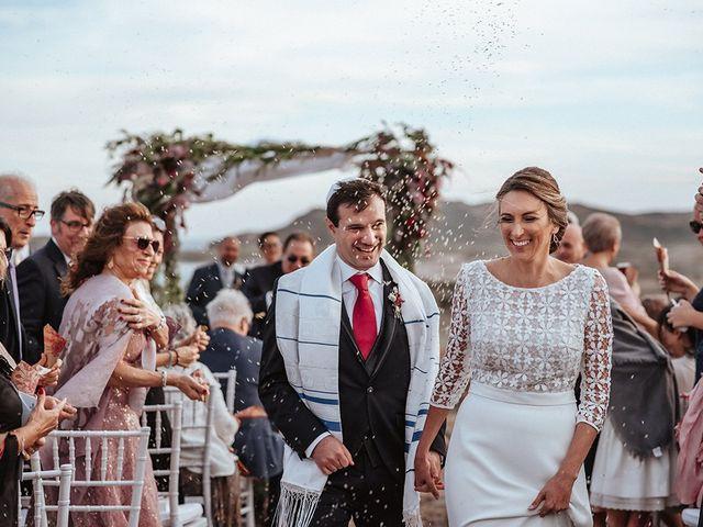 La boda de Dan y Eli en San Jose, Almería 53