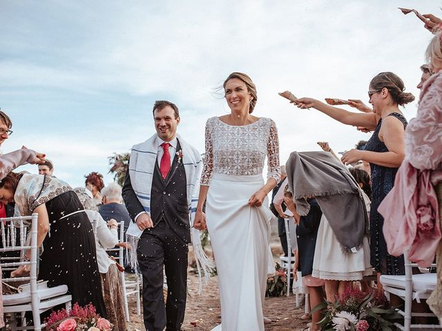 La boda de Dan y Eli en San Jose, Almería 54