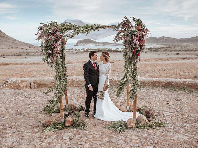 La boda de Dan y Eli en San Jose, Almería 56