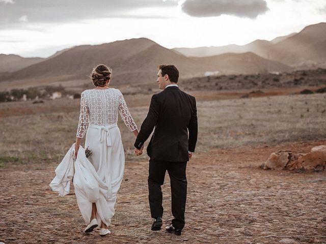 La boda de Dan y Eli en San Jose, Almería 57