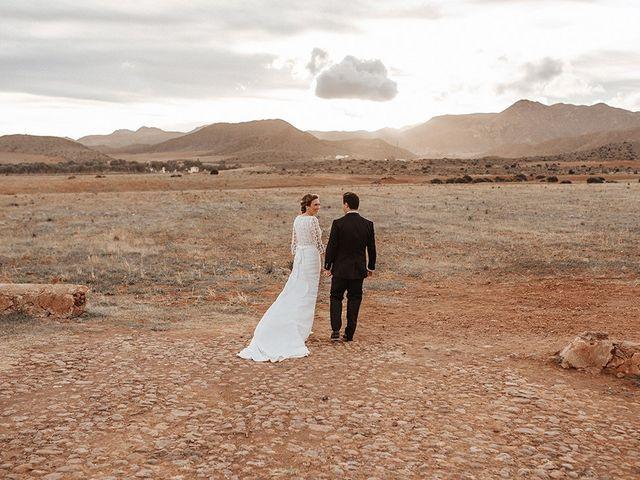 La boda de Dan y Eli en San Jose, Almería 58