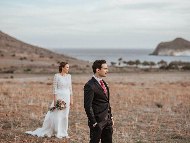La boda de Dan y Eli en San Jose, Almería 62