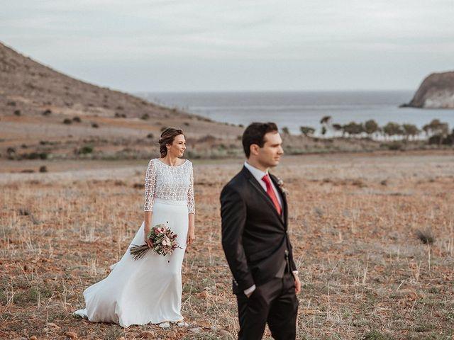 La boda de Dan y Eli en San Jose, Almería 63