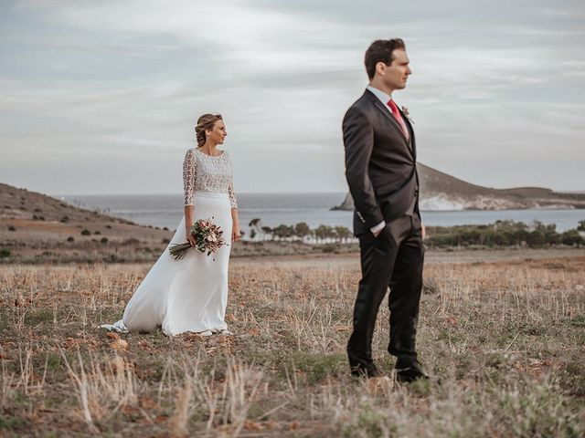 La boda de Dan y Eli en San Jose, Almería 64