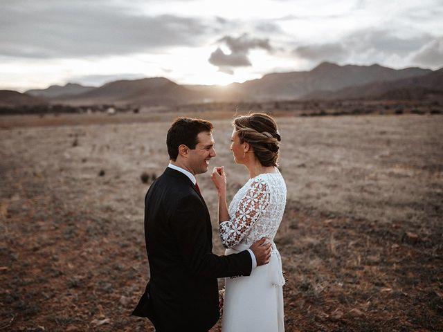 La boda de Dan y Eli en San Jose, Almería 65