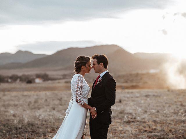 La boda de Dan y Eli en San Jose, Almería 66