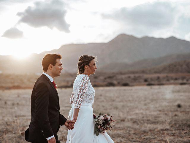 La boda de Dan y Eli en San Jose, Almería 68